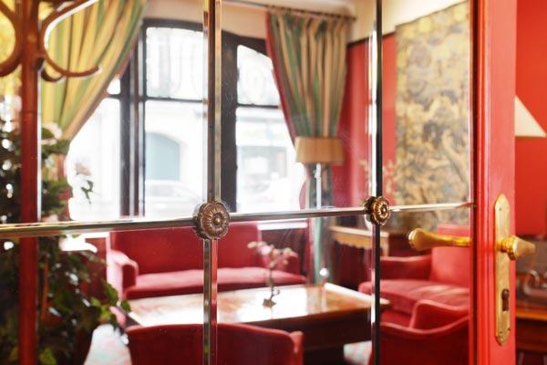 Les salons de l'hotel de Seine