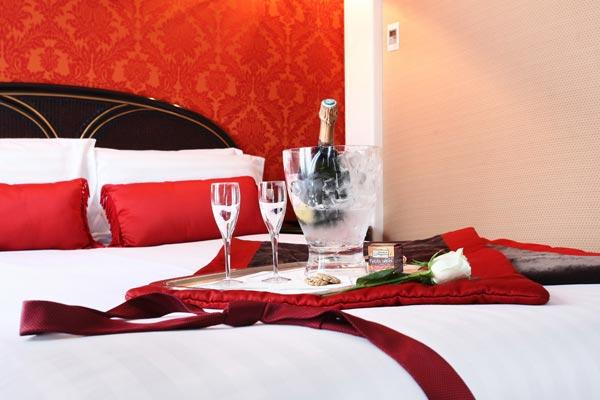 Les services de l'hotel de Seine