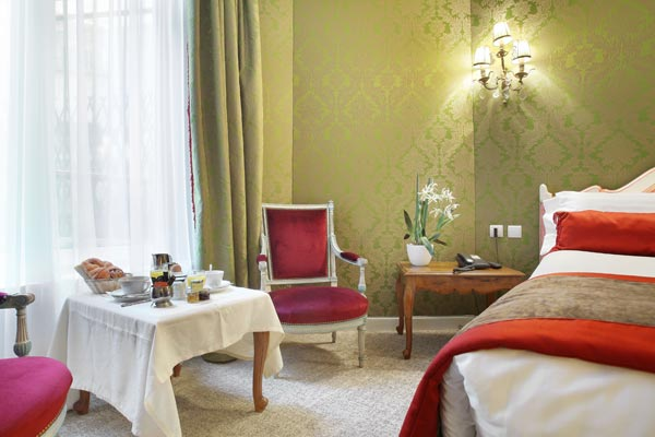 Petit déjeuner Hotel de Seine Paris