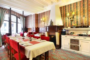 Petit-Déjeuner à l'Hôtel de Seine, Paris