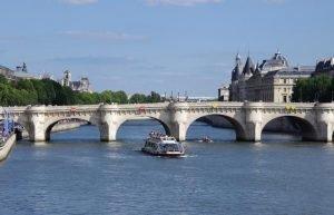Pont Neuf, l'un des Ponts de Paris